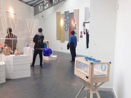 """Exposición """"Diseño en Acción: Proyectos para un mundo mejor"""" celebrada en Centro Centro Cibeles Madrid."""